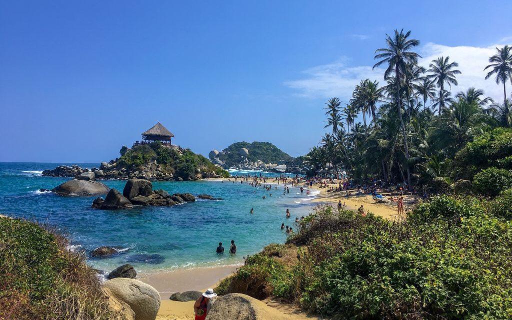 Karibikküste in Kolumbien: Taganga, Tayrona NP und Palomino