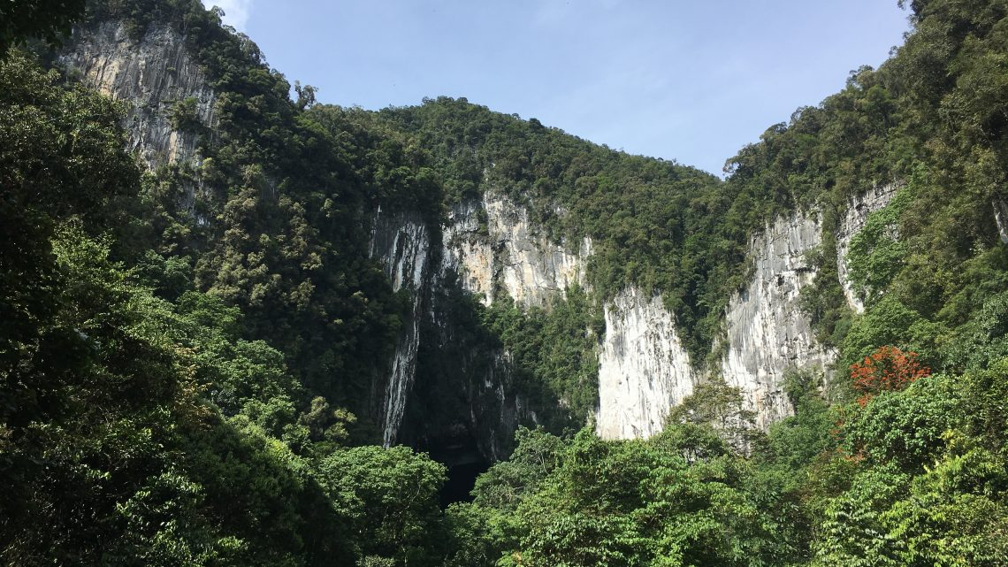 Im Regenwald auf Borneo – Mulu Nationalpark